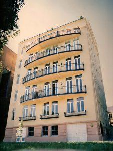 East Melbourne Apartment