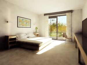 Typical NDIS SAD Bedroom